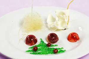 Десерт «Новый год»