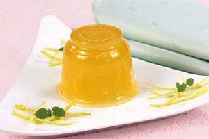 Желе лимонное (2)