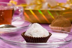 Шоколадные «трюфели»