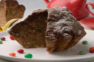Пасхальный шоколадный кулич