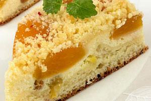 Маковый пирог с абрикосами (2)