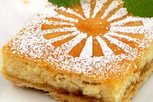Пирог с творогом (2)