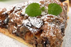 Пирог с черносливом (2)