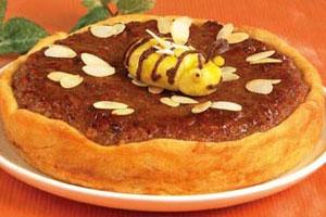 Пирог «Пчелиный укус»