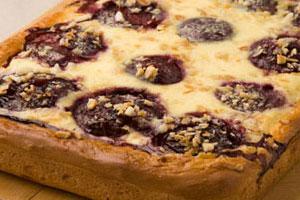 Пирог сливовый (2)