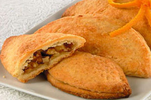 Печенье с грецкими орехами