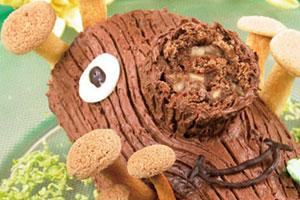 Торт «Леший»