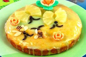Торт «Лето» (2)