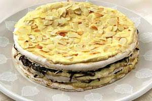 Итальянский торт охлажденный