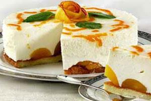 Торт «Снежный»