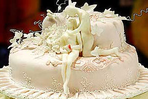 Торт «Искушение»