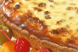 Торт творожный (2)