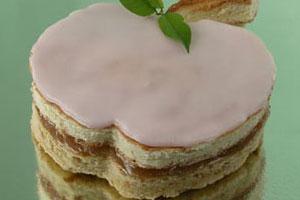 Торт «Яблочко»