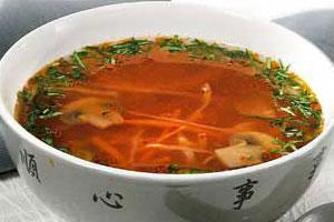 Суп из овощного ассорти