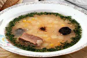 Суп «Воспнапур»