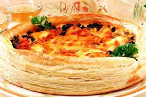Пицца «Солнышко»