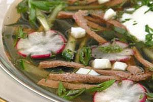 Суп холодный (2)