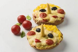 Горячие бутерброды «Пиноккио»