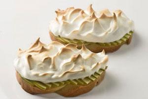 Бутерброды «Яблочко»