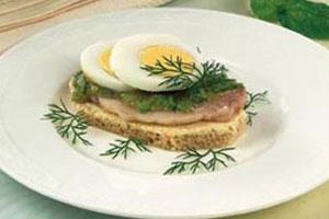 Бутерброд «Витаминный»
