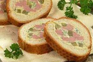 Бутерброд-рулет
