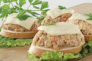 Итальянские бутерброды