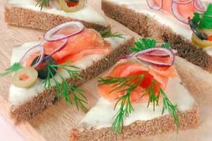 Бутерброд по-уральски
