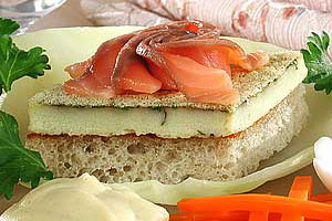 Бутерброды по-южноуральски