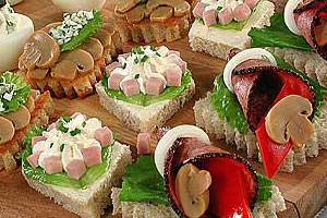 Бутерброды «Ассорти»