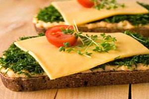 Бутерброды «Витаминные»