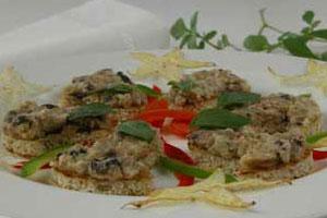 Тосты с грибами (2)