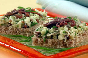 Бутерброды с анчоусами (2)