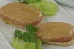 Бутерброды по-чешски