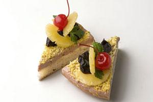 Бутербродный тортик