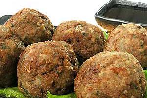 Мясные шарики с пряностями «Чха-ван-тси»