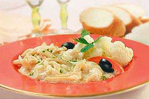 Кальмары в сметанном соусе (2)