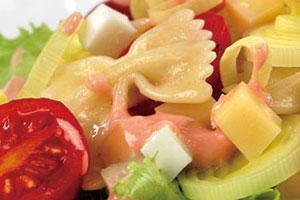 Салат «Легкий» с кабачками