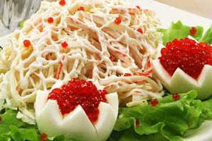 Салат из кальмаров (2)