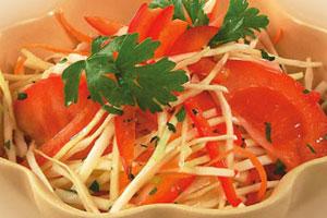 Салат по-панагюрски