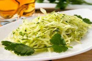 Салат капустный азиатский