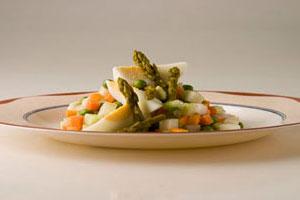 Салат из овощей по—аргентински