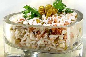 Салат с лососем (2)