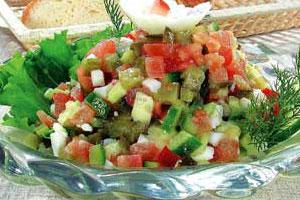 Польский салат