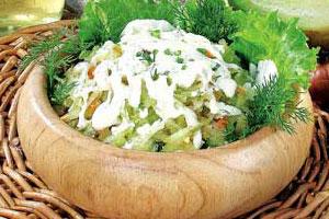 Салат «Клязьма»