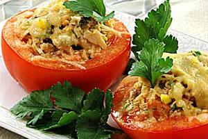 Фаршированные помидоры (3)