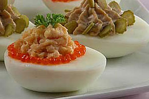 Яйца фаршированные (4)