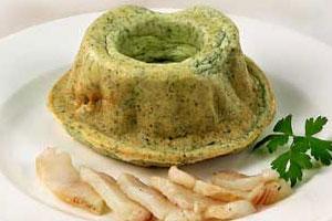 Суфле из петрушки