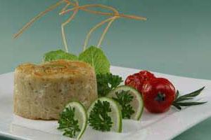 Треска, запеченная с сыром