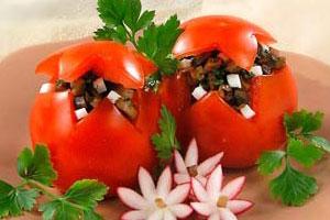 Фаршированные помидоры (2)