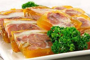 Мясо свинины в желе